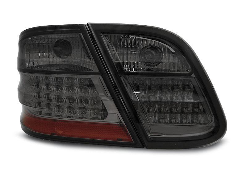 Zadné svetlá diódové, MERCEDES W208 CLK,03.1997-04.2002, Coupe, Cabrio