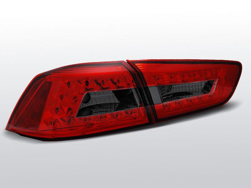 Zadné svetlá diódové, MITSUBISHI LANCER 8 SEDAN, 2008->2011