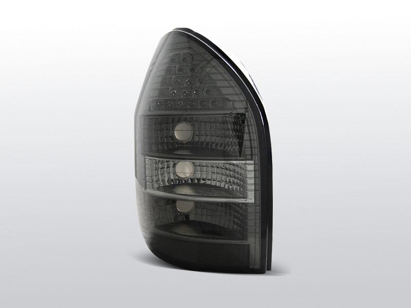 Zadné svetlá diódové, OPEL ZAFIRA, 1999-2005, SMOKE LED