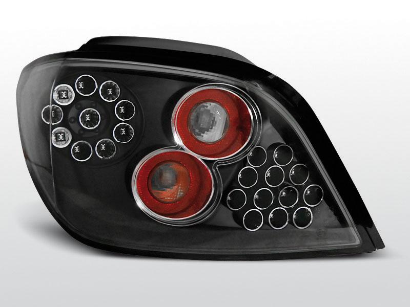 Zadné svetlá diódové, PEUGEOT 307, 2001->2007