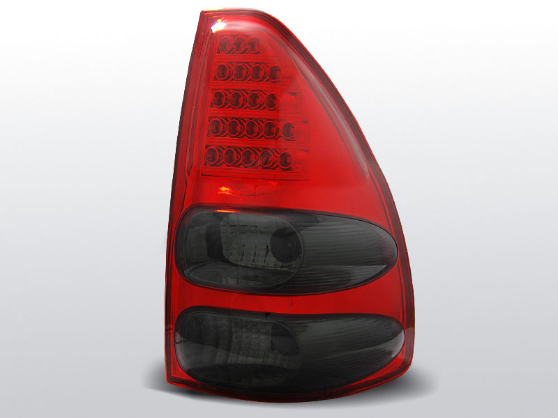 Zadné svetlá diódové, TOYOTA LAND CRUISER 120, 2003->2009