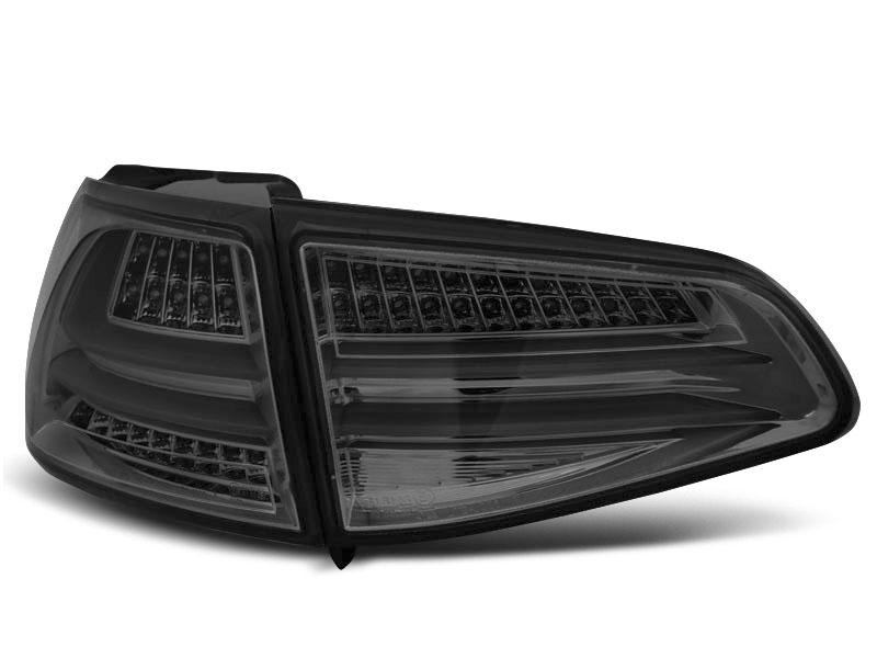 Zadné svetlá diódové, VW GOLF 7,2013-2017, Hatchback