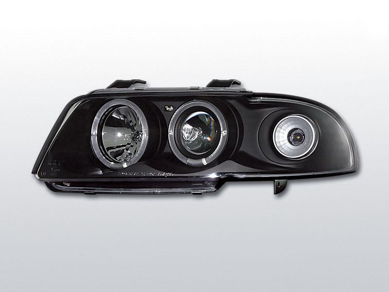 Predné svetlá, AUDI A4, 1994->1998