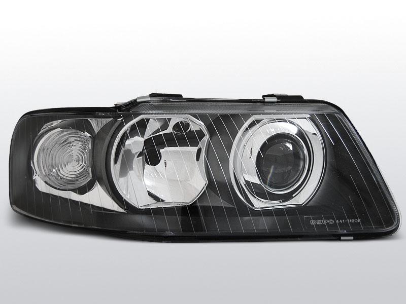 Predné svetlá, AUDI A3, 2000->2003