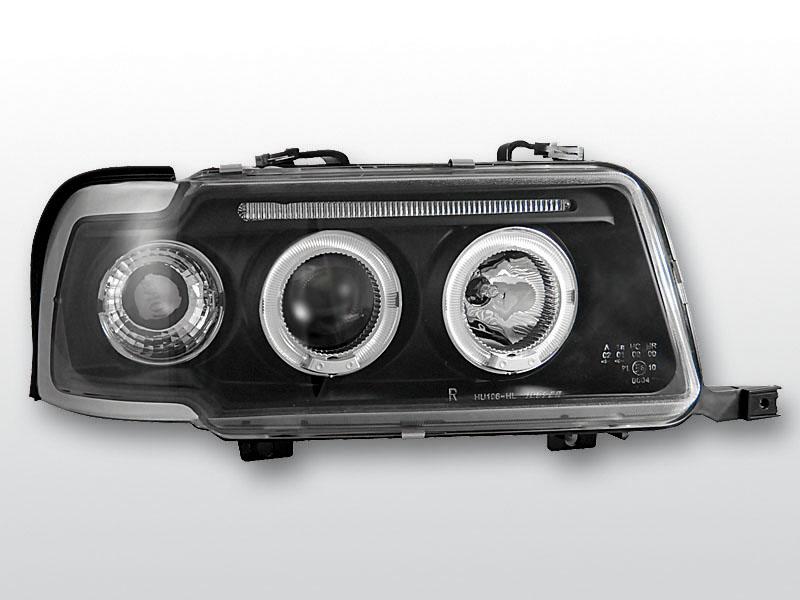 Predné svetlá, AUDI 80 B4, 1991->1996