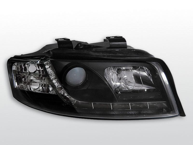 Predné svetlá, AUDI A4, 2000->2004