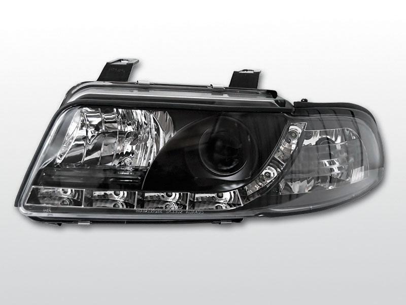 Predné svetlá, AUDI A4, 1999->2000