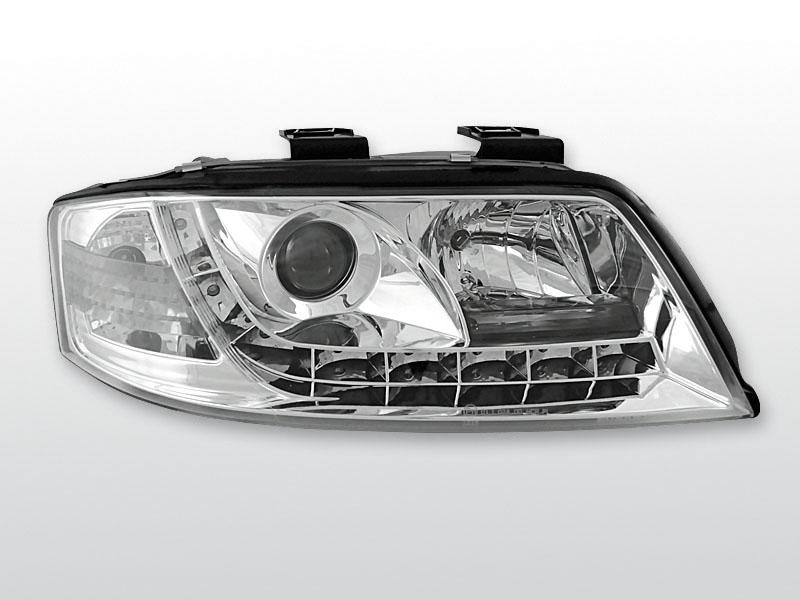 Predné svetlá, AUDI A6, 1997->2001