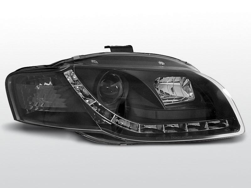 Predné svetlá, AUDI A4 B7, 2004->2008