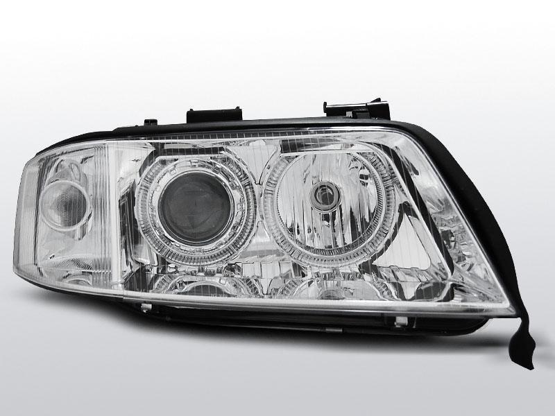 Predné svetlá, AUDI A6, 1999->2001