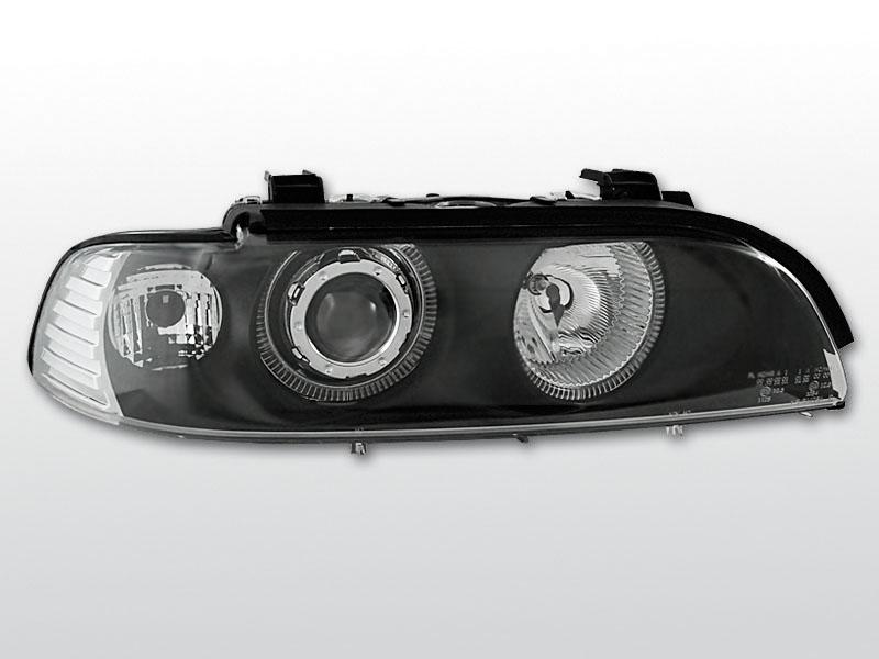 Predné svetlá, BMW E39, 1995->2003