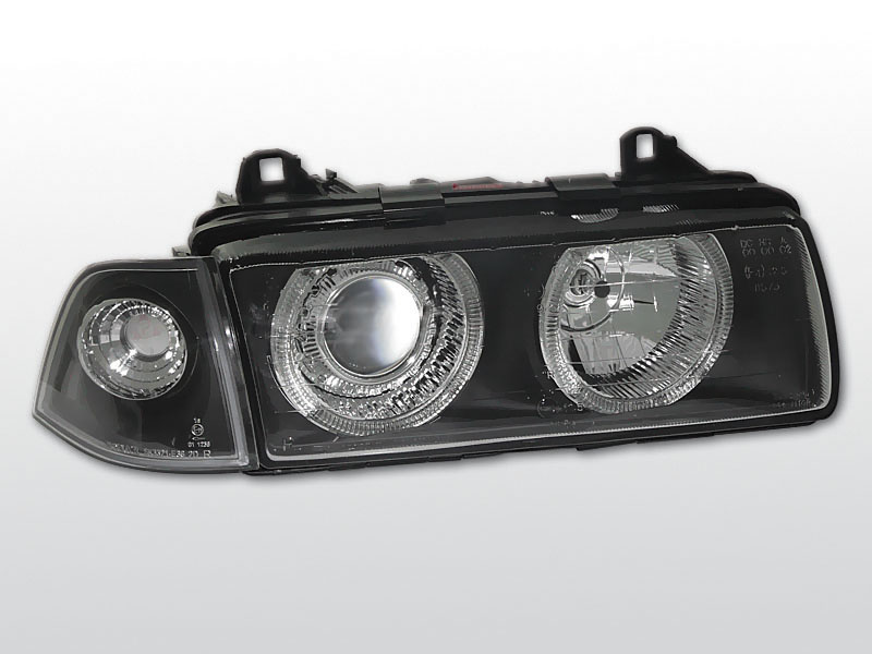 Predné svetlá, BMW E36, 1990->1999