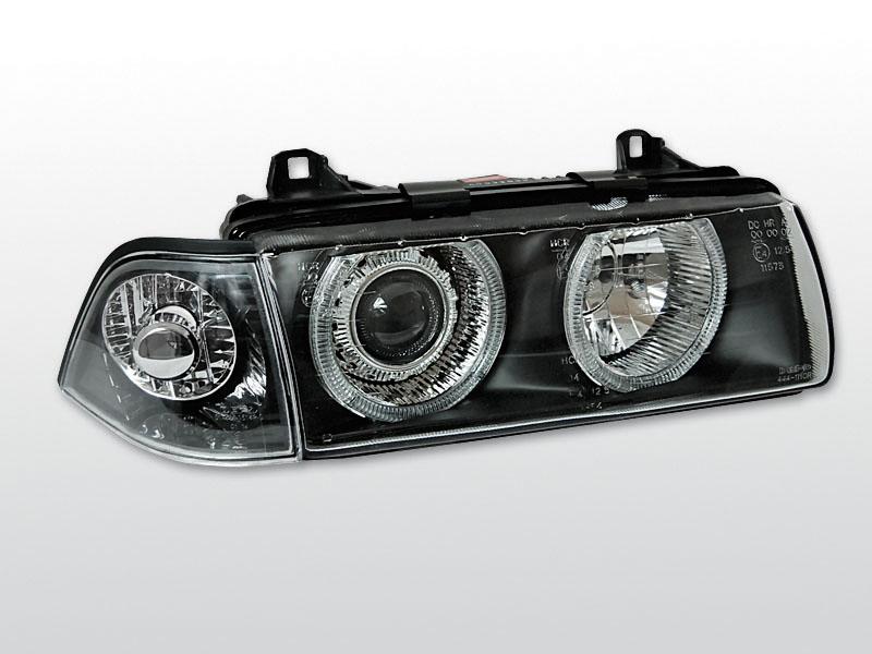 Predné svetlá, BMW E36, 1990-1999, Coupe, Cabrio