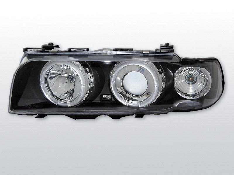 Predné svetlá, BMW E38, 1994->1998