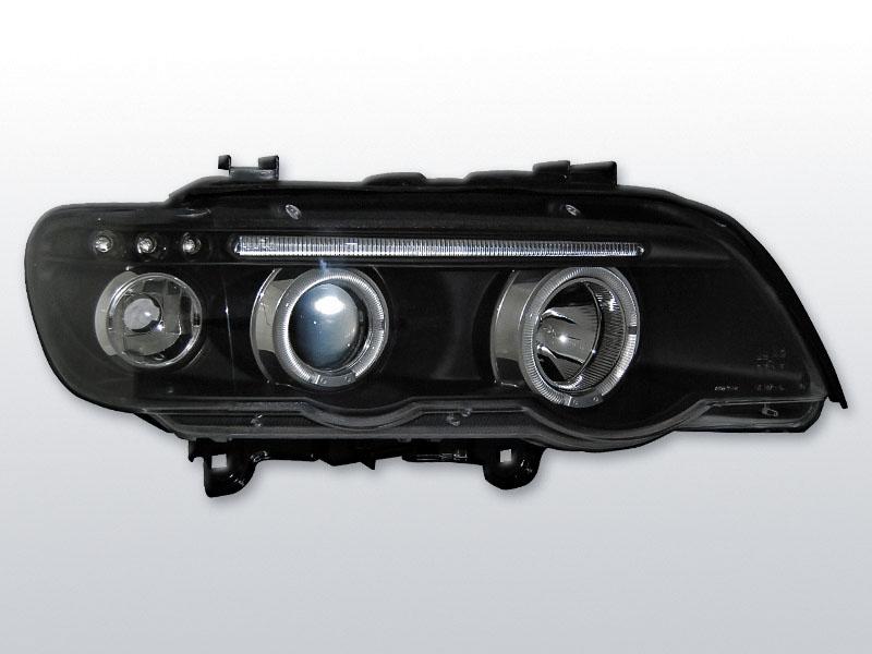 Predné svetlá, BMW X5 E53, 1999->2003