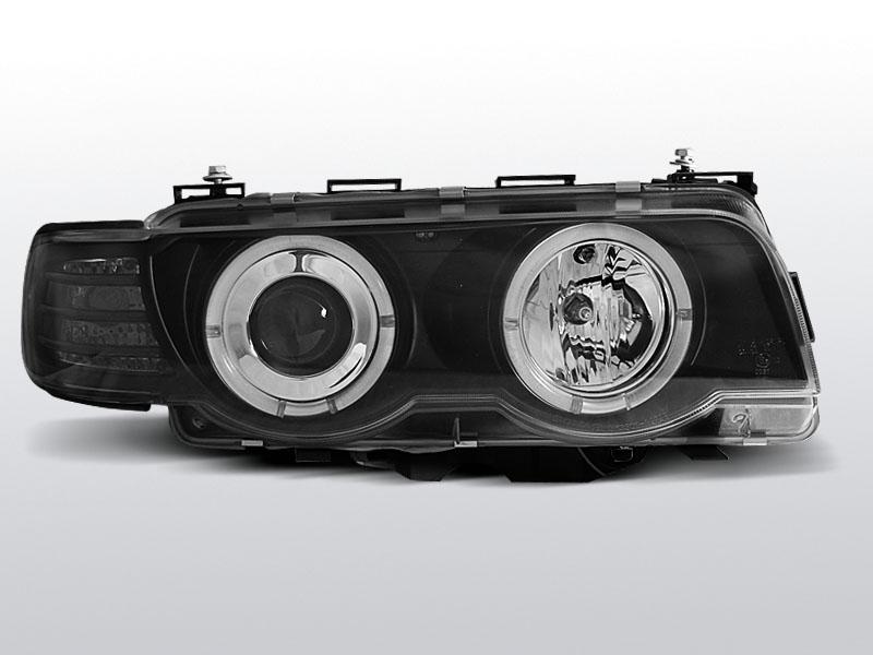Predné svetlá, BMW E38, 1998->2001
