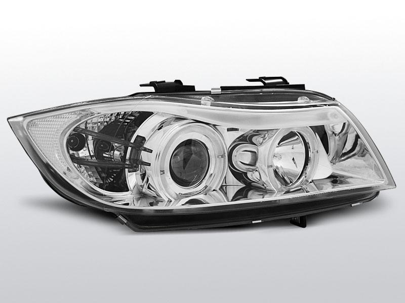 Predné svetlá, BMW E90/E91, 2005->2008