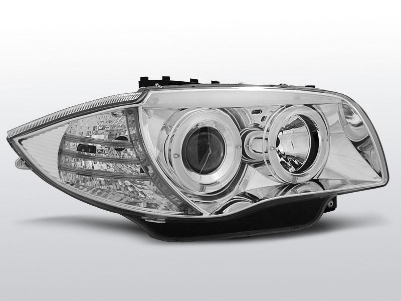 Predné svetlá, BMW 1 E87/E81, 2004->2007