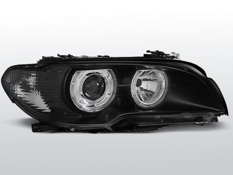 Predné svetlá, BMW E46, 2003->2006