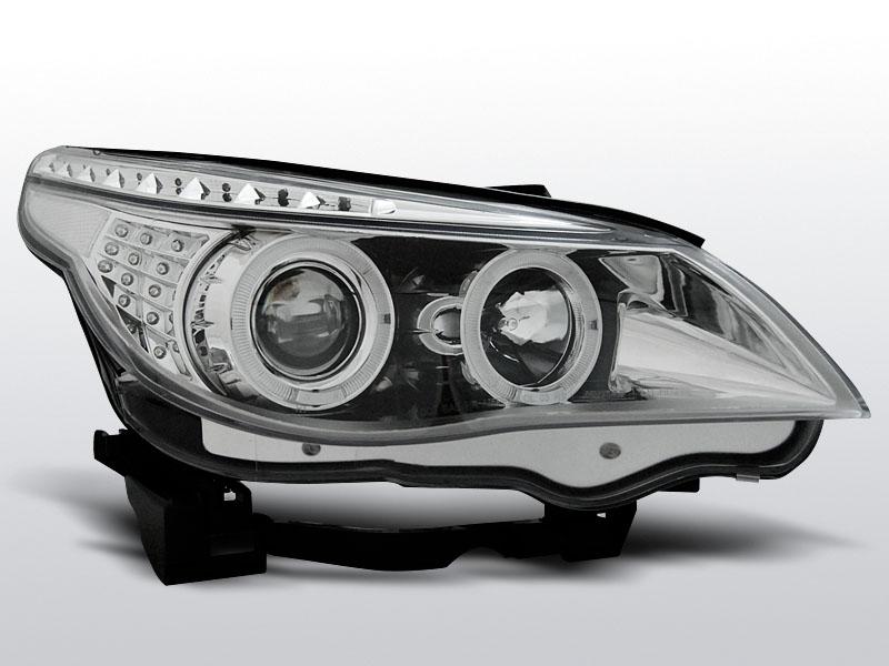 Predné svetlá, BMW E60/E61, 2004->2007