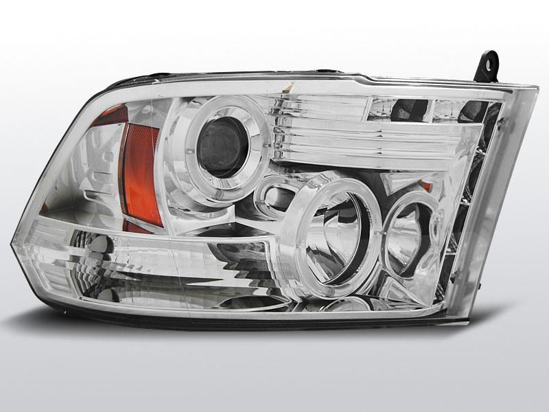 Predné svetlá, DODGE RAM, 2009->2011