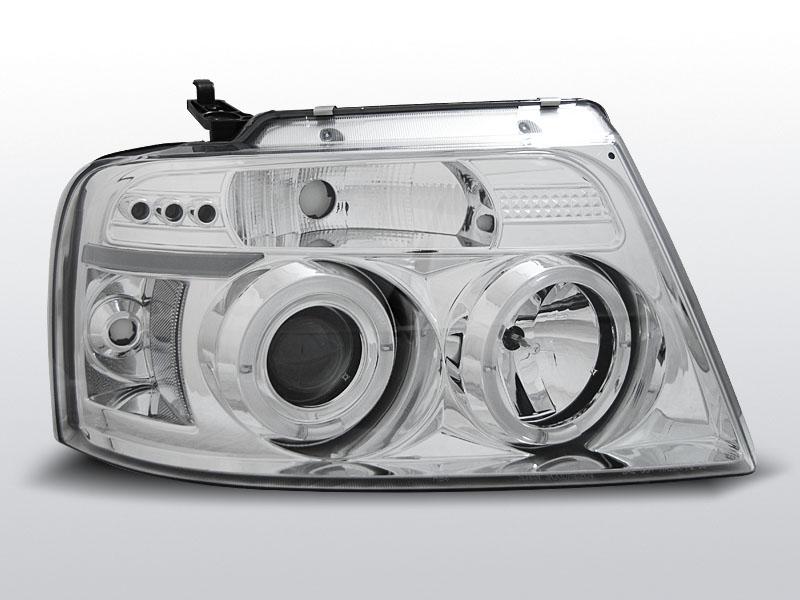 Predné svetlá, FORD F150 MK11, 2004->2008