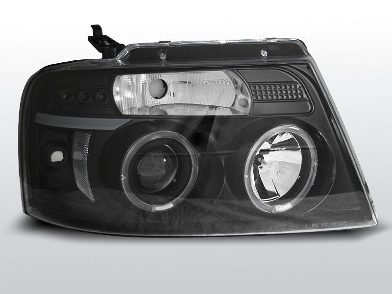 Predné svetlá, FORD F150 MK 11, 2004->2008