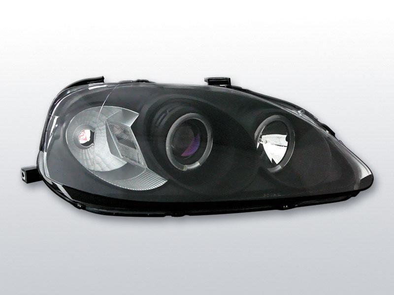 Predné svetlá, HONDA CIVIC, 1999->2001