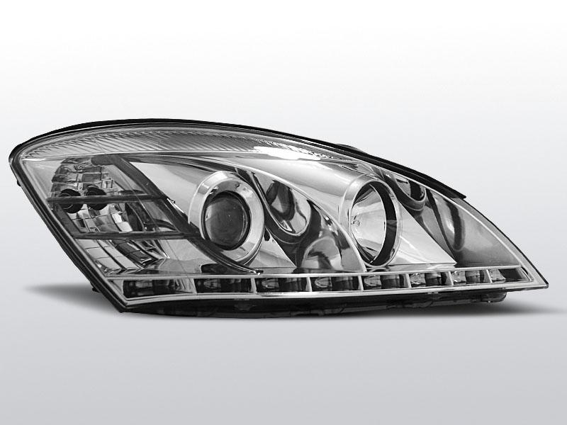 Predné svetlá, KIA CEED, 2006->2009