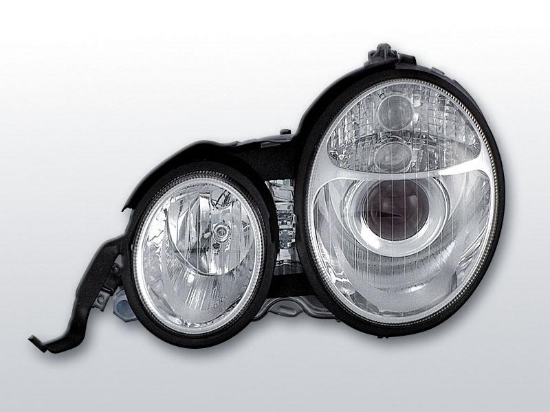 Predné svetlá, MERCEDES W210 E-KLASA, 1995->1999