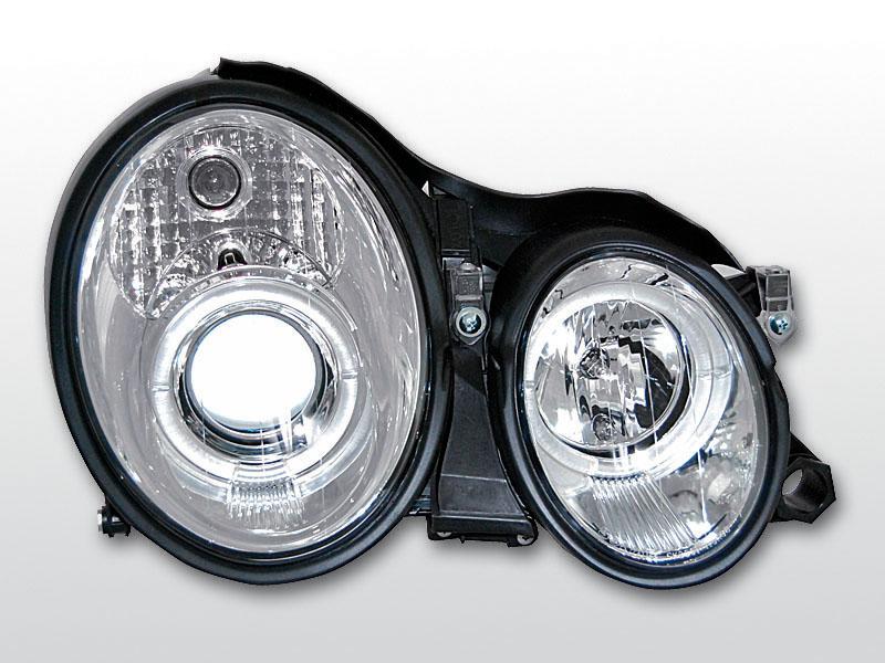 Predné svetlá, MERCEDES W208 CLK, 1997->2002