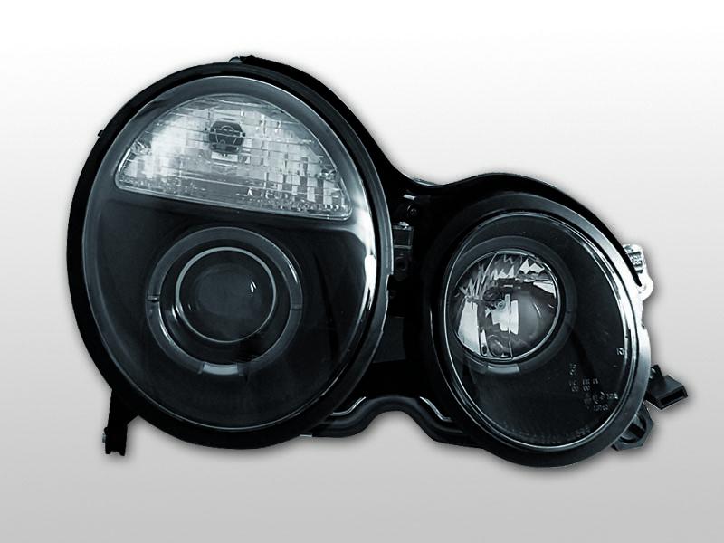 Predné svetlá, MERCEDES W210 E-KLASA, 1999->2002
