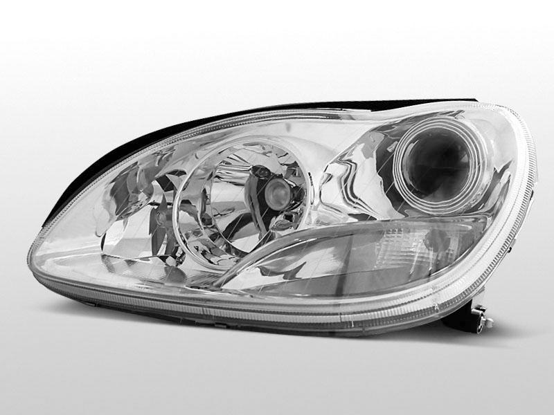 Predné svetlá, MERCEDES W220 S-KLASA, 1998->2005