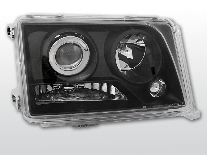 Predné svetlá, MERCEDES W124 E-KLASA, 1993->1995