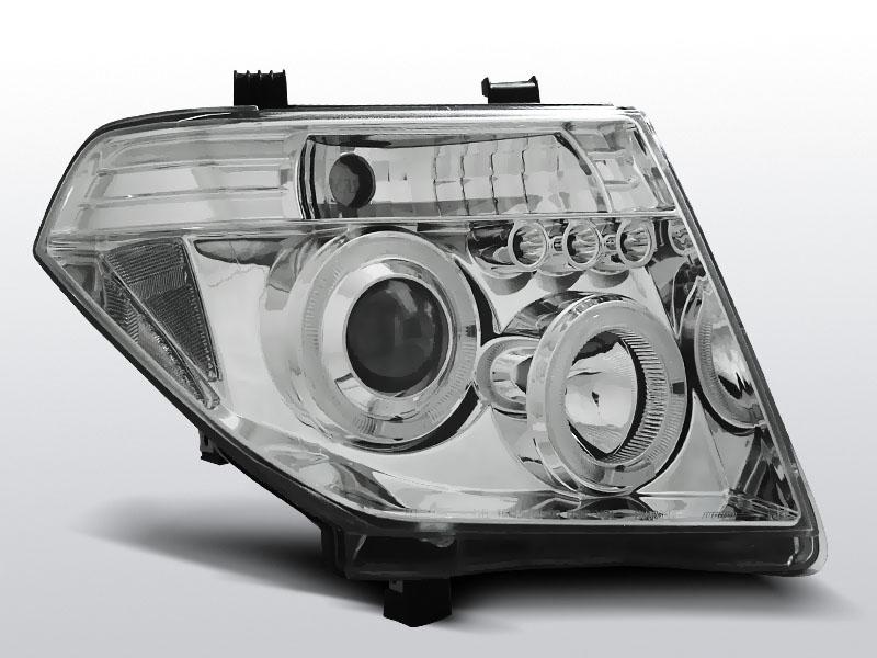 Predné svetlá, Nissan Navara III, 2005-2010