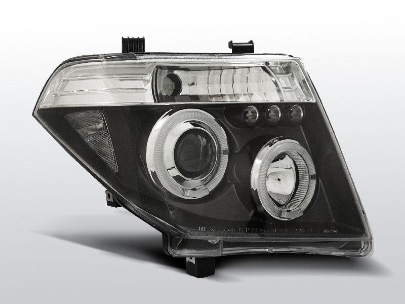 Predné svetlá, Nissan Pathfinder, 2005-2010