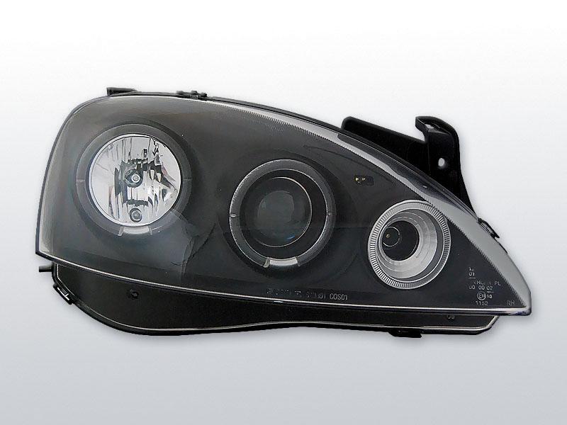 Predné svetlá, OPEL CORSA C, 2000->2006