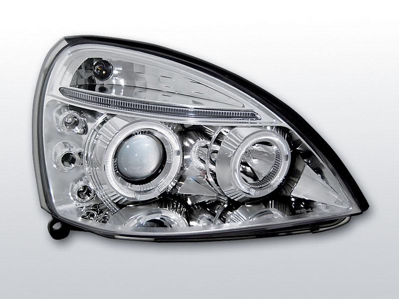 Predné svetlá, RENAULT CLIO II, 2001->2005