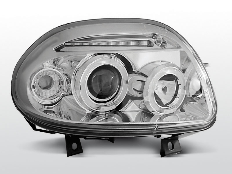 Predné svetlá, RENAULT CLIO II, 1998->2001
