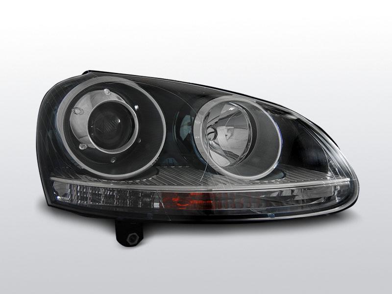 Predné svetlá, VW GOLF 3, 1991->1997