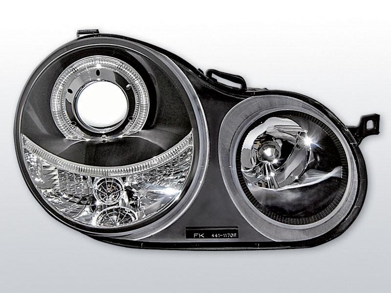 Predné svetlá, VW POLO 9N, 2001->2005