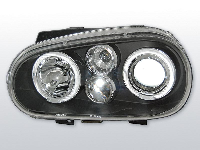 Predné svetlá, VW GOLF 4, 1997->2003