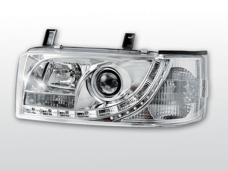 Predné svetlá, VW T4, 1990->2003