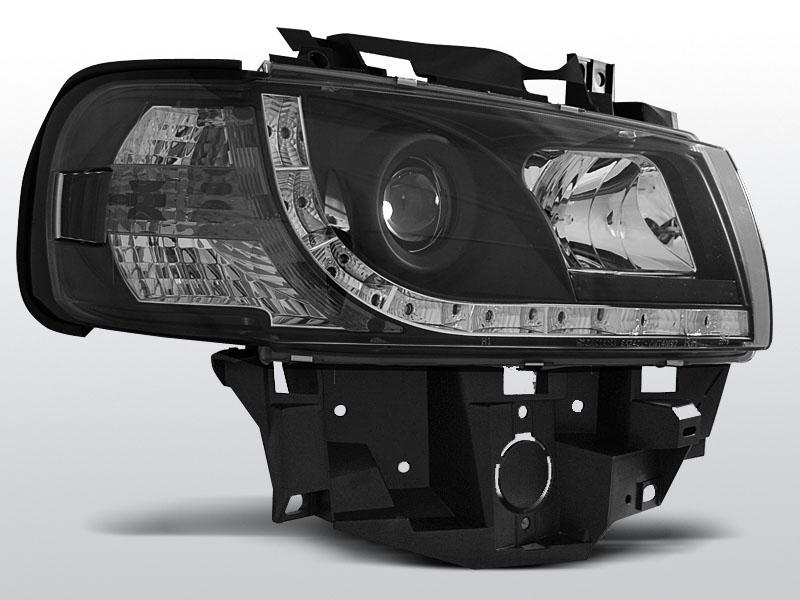 Predné svetlá, VW T4, 1996->2003