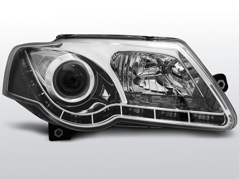 Predné svetlá, VW PASSAT B6 3C, 2005->2010