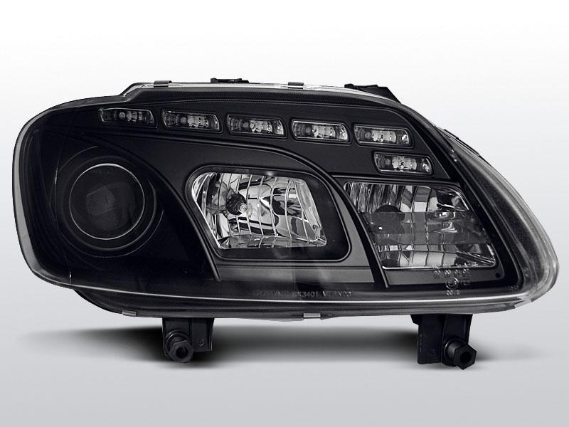 Predné svetlá, VW TOURAN, 2003->2006