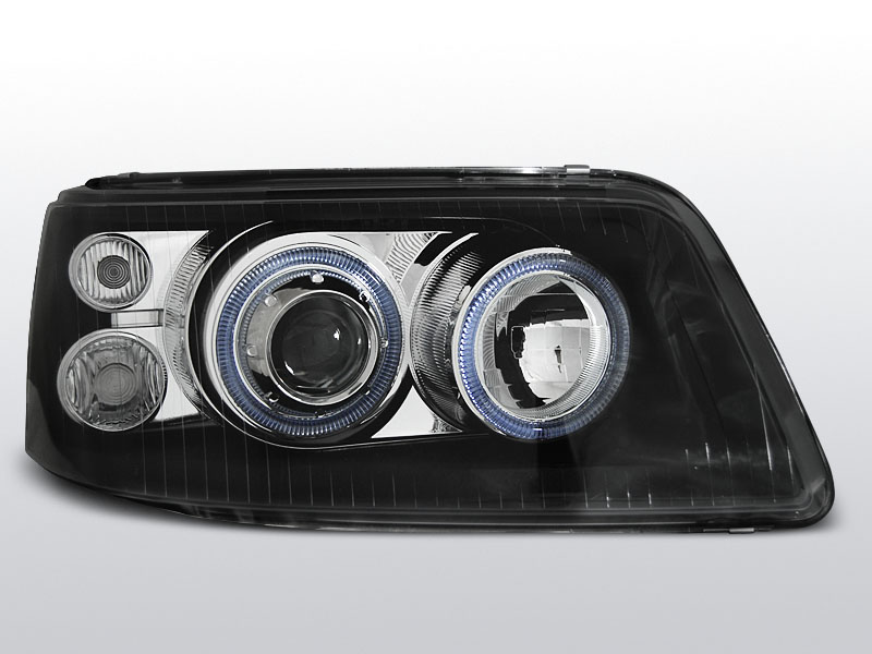 Predné svetlá, VW T5, 2003->2009