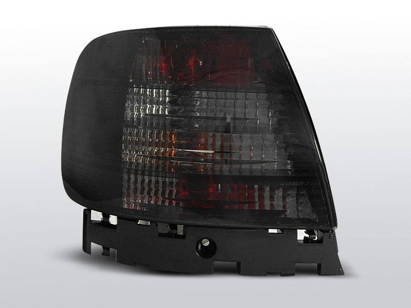 Zadné svetlá číra, AUDI A4, 1994-2000, SMOKE