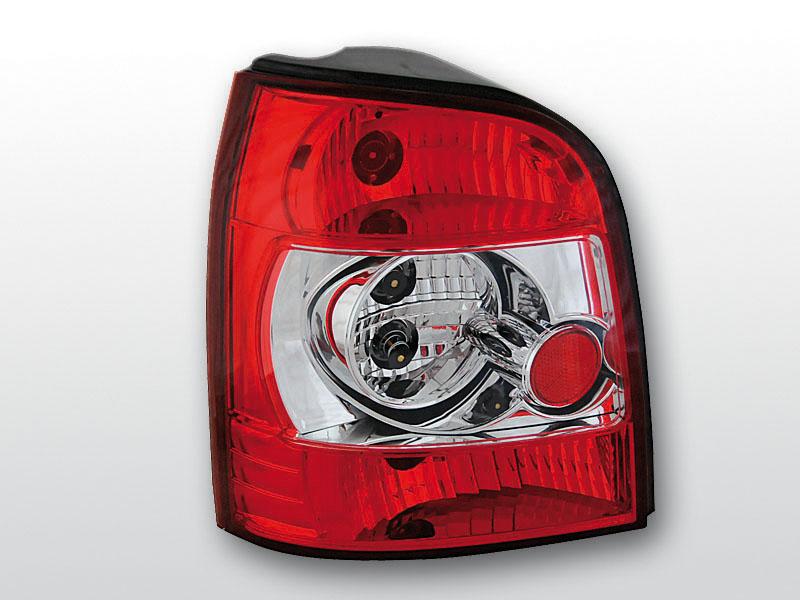Zadné svetlá číra, AUDI A4, 1994->2001
