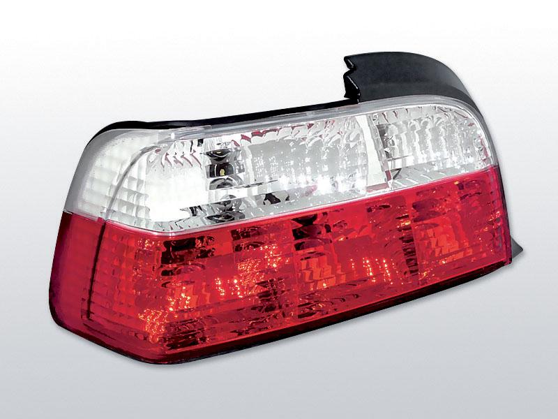 Zadné svetlá číra, BMW E36, 1990-1999, Coupe, Cabrio